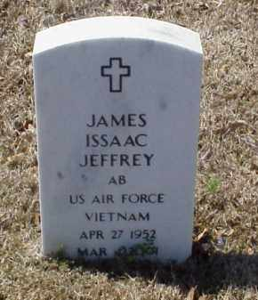 JEFFREY (VETERAN VIET), JAMES ISSAAC - Pulaski County, Arkansas | JAMES ISSAAC JEFFREY (VETERAN VIET) - Arkansas Gravestone Photos