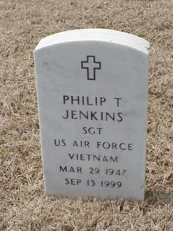 JENKINS  (VETERAN VIET), PHILIP T - Pulaski County, Arkansas | PHILIP T JENKINS  (VETERAN VIET) - Arkansas Gravestone Photos