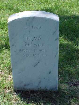 JENKINS, ELVA - Pulaski County, Arkansas | ELVA JENKINS - Arkansas Gravestone Photos