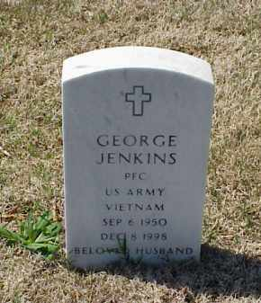 JENKINS (VETERAN VIET), GEORGE - Pulaski County, Arkansas | GEORGE JENKINS (VETERAN VIET) - Arkansas Gravestone Photos