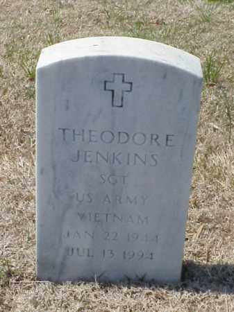 JENKINS (VETERAN VIET), THEODORE - Pulaski County, Arkansas | THEODORE JENKINS (VETERAN VIET) - Arkansas Gravestone Photos