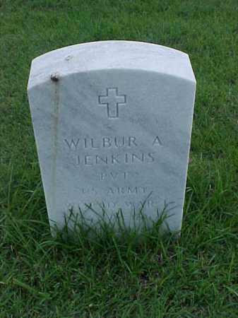 JENKINS (VETERAN WWI), WILBUR A - Pulaski County, Arkansas | WILBUR A JENKINS (VETERAN WWI) - Arkansas Gravestone Photos