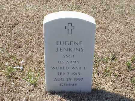 JENKINS (VETERAN WWII), EUGENE - Pulaski County, Arkansas | EUGENE JENKINS (VETERAN WWII) - Arkansas Gravestone Photos