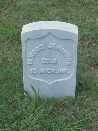 JENNINGS (VETERAN UNION), ELWOOD - Pulaski County, Arkansas | ELWOOD JENNINGS (VETERAN UNION) - Arkansas Gravestone Photos