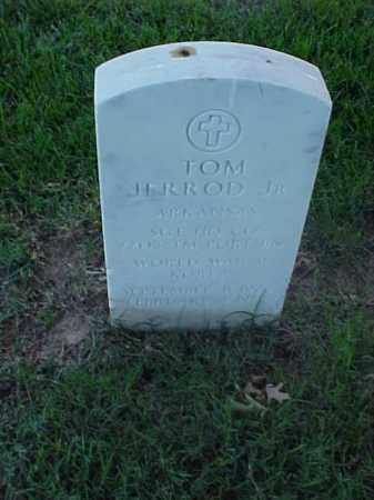 JERROD, JR (VETERAN 2 WARS), TOM - Pulaski County, Arkansas | TOM JERROD, JR (VETERAN 2 WARS) - Arkansas Gravestone Photos