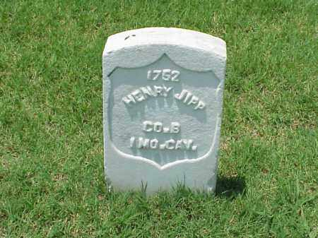 JIPP (VETERAN UNION), HENRY - Pulaski County, Arkansas | HENRY JIPP (VETERAN UNION) - Arkansas Gravestone Photos