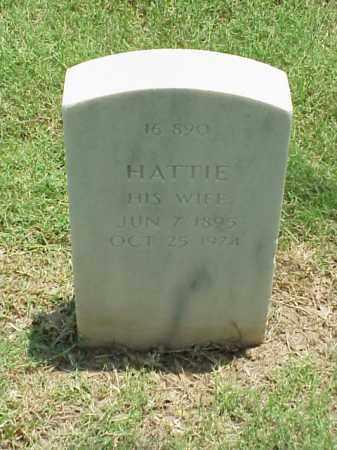 JOHNS, HATTIE - Pulaski County, Arkansas | HATTIE JOHNS - Arkansas Gravestone Photos