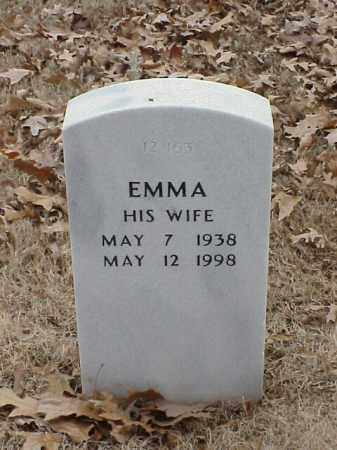 JOHNSON, EMMA - Pulaski County, Arkansas | EMMA JOHNSON - Arkansas Gravestone Photos
