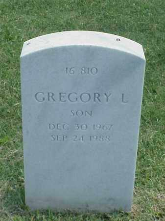JOHNSON, GREGORY L - Pulaski County, Arkansas | GREGORY L JOHNSON - Arkansas Gravestone Photos