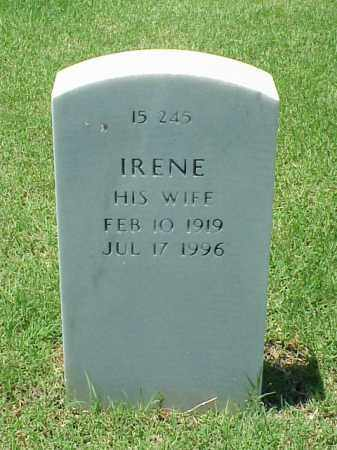 JOHNSON, IRENE - Pulaski County, Arkansas | IRENE JOHNSON - Arkansas Gravestone Photos
