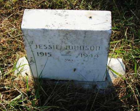 JOHNSON, JESSIE - Pulaski County, Arkansas | JESSIE JOHNSON - Arkansas Gravestone Photos