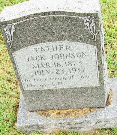 JOHNSON, JACK - Pulaski County, Arkansas | JACK JOHNSON - Arkansas Gravestone Photos