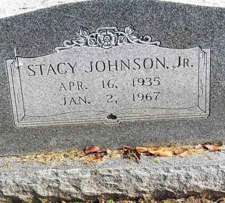 JOHNSON, JR, STACY - Pulaski County, Arkansas | STACY JOHNSON, JR - Arkansas Gravestone Photos