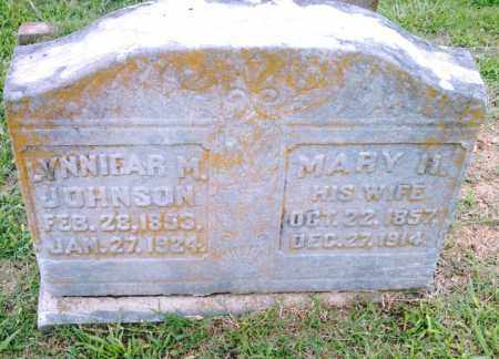 JOHNSON, LYNNIEAR M. - Pulaski County, Arkansas | LYNNIEAR M. JOHNSON - Arkansas Gravestone Photos
