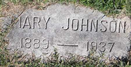 JOHNSON, MARY - Pulaski County, Arkansas | MARY JOHNSON - Arkansas Gravestone Photos