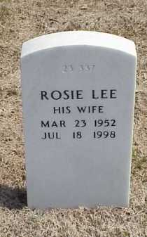 JOHNSON, ROSIE LEE - Pulaski County, Arkansas | ROSIE LEE JOHNSON - Arkansas Gravestone Photos