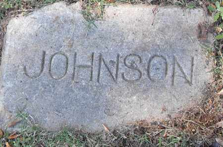 JOHNSON, UNKNOWN - Pulaski County, Arkansas | UNKNOWN JOHNSON - Arkansas Gravestone Photos