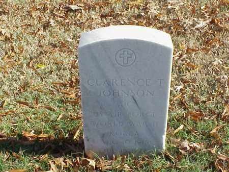 JOHNSON (VETERAN 2 WARS), CLARENCE T - Pulaski County, Arkansas | CLARENCE T JOHNSON (VETERAN 2 WARS) - Arkansas Gravestone Photos