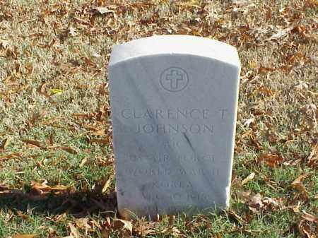 JOHNSON (VETERAN 2 WARS), CLARENCE T - Pulaski County, Arkansas | CLARENCE T JOHNSON (VETERAN 2 WARS) - Arkansas Gravestone Photos