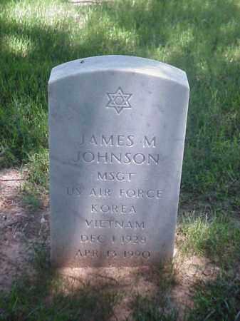 JOHNSON (VETERAN 2 WARS), JAMES M - Pulaski County, Arkansas | JAMES M JOHNSON (VETERAN 2 WARS) - Arkansas Gravestone Photos