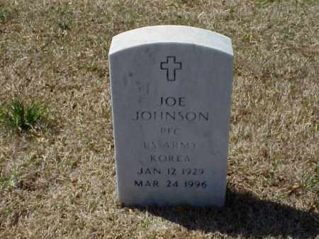 JOHNSON (VETERAN KOR), JOE - Pulaski County, Arkansas | JOE JOHNSON (VETERAN KOR) - Arkansas Gravestone Photos