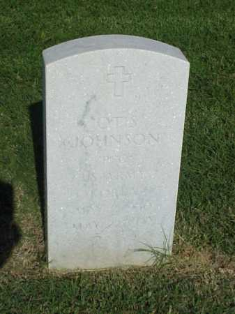 JOHNSON (VETERAN KOR), OTIS - Pulaski County, Arkansas | OTIS JOHNSON (VETERAN KOR) - Arkansas Gravestone Photos
