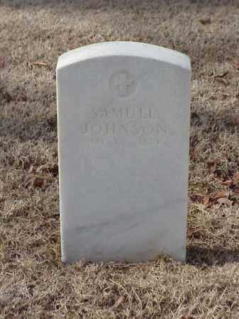 JOHNSON (VETERAN), SAMUEL - Pulaski County, Arkansas | SAMUEL JOHNSON (VETERAN) - Arkansas Gravestone Photos