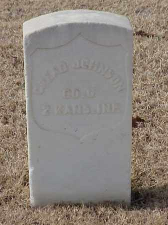JOHNSON (VETERAN UNION), CREAD - Pulaski County, Arkansas | CREAD JOHNSON (VETERAN UNION) - Arkansas Gravestone Photos