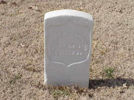 JOHNSON (VETERAN UNION), JOSEPH - Pulaski County, Arkansas | JOSEPH JOHNSON (VETERAN UNION) - Arkansas Gravestone Photos