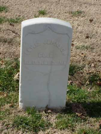 JOHNSON (VETERAN UNION), LEWIS - Pulaski County, Arkansas | LEWIS JOHNSON (VETERAN UNION) - Arkansas Gravestone Photos