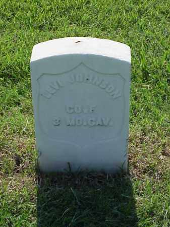 JOHNSON (VETERAN UNION), LEVI - Pulaski County, Arkansas | LEVI JOHNSON (VETERAN UNION) - Arkansas Gravestone Photos