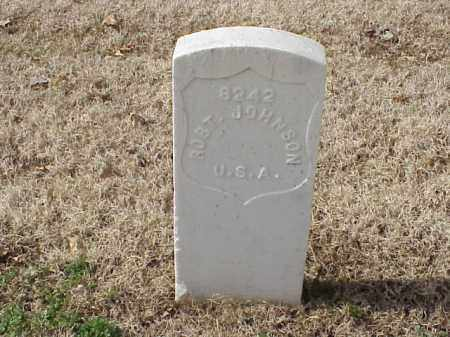 JOHNSON (VETERAN UNION), ROBERT - Pulaski County, Arkansas | ROBERT JOHNSON (VETERAN UNION) - Arkansas Gravestone Photos
