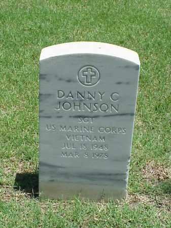 JOHNSON (VETERAN VIET), DANNY C - Pulaski County, Arkansas | DANNY C JOHNSON (VETERAN VIET) - Arkansas Gravestone Photos