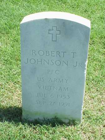 JOHNSON (VETERAN VIET), ROBERT T - Pulaski County, Arkansas | ROBERT T JOHNSON (VETERAN VIET) - Arkansas Gravestone Photos