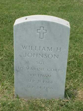 JOHNSON (VETERAN VIET), WILLIAM HART - Pulaski County, Arkansas | WILLIAM HART JOHNSON (VETERAN VIET) - Arkansas Gravestone Photos