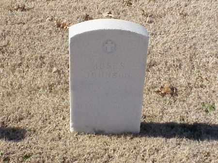 JOHNSON (VETERAN WWI), MOSES - Pulaski County, Arkansas | MOSES JOHNSON (VETERAN WWI) - Arkansas Gravestone Photos