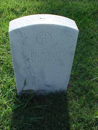 JOHNSON (VETERAN WWII), JERRY H - Pulaski County, Arkansas | JERRY H JOHNSON (VETERAN WWII) - Arkansas Gravestone Photos