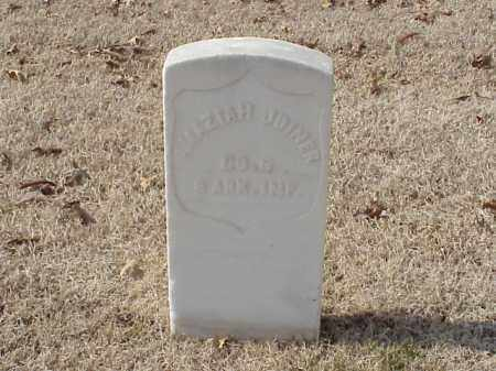 JOINER (VETERAN UNION), AMAZIAH - Pulaski County, Arkansas | AMAZIAH JOINER (VETERAN UNION) - Arkansas Gravestone Photos