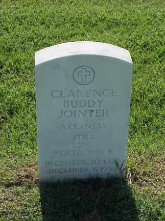 JOINTER (VETERAN WWII), CLARENCE BUDDY - Pulaski County, Arkansas | CLARENCE BUDDY JOINTER (VETERAN WWII) - Arkansas Gravestone Photos