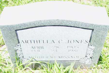 JONES, ARTHELLA  C. - Pulaski County, Arkansas | ARTHELLA  C. JONES - Arkansas Gravestone Photos