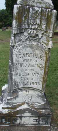 JONES, CARRIE  E. - Pulaski County, Arkansas | CARRIE  E. JONES - Arkansas Gravestone Photos