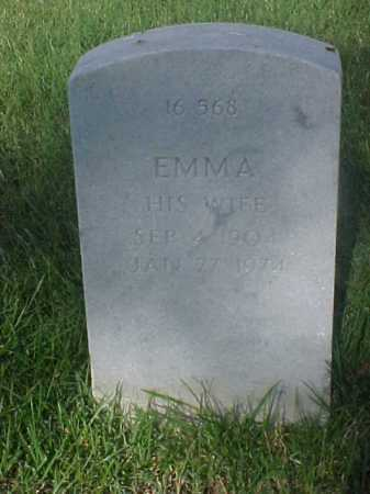 JONES, EMMA - Pulaski County, Arkansas | EMMA JONES - Arkansas Gravestone Photos