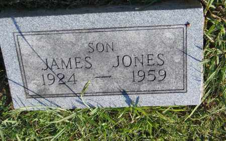 JONES, JAMES - Pulaski County, Arkansas | JAMES JONES - Arkansas Gravestone Photos