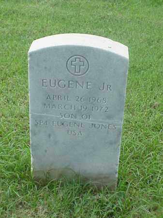 JONES, JR, EUGENE - Pulaski County, Arkansas | EUGENE JONES, JR - Arkansas Gravestone Photos