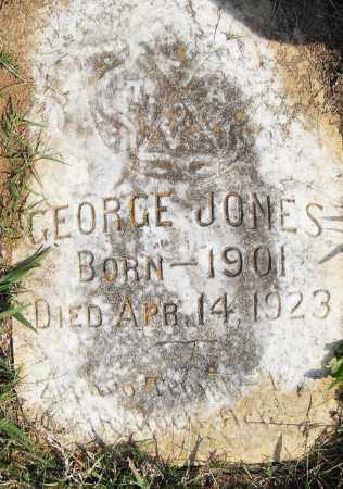 JONES, GEORGE - Pulaski County, Arkansas | GEORGE JONES - Arkansas Gravestone Photos