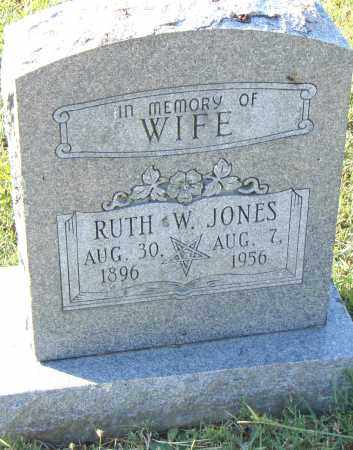 JONES, RUTH - Pulaski County, Arkansas | RUTH JONES - Arkansas Gravestone Photos
