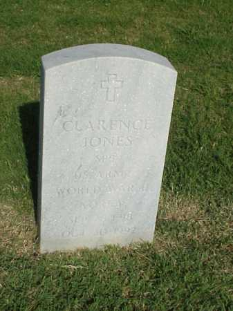 JONES (VETERAN 2 WARS), CLARENCE - Pulaski County, Arkansas | CLARENCE JONES (VETERAN 2 WARS) - Arkansas Gravestone Photos