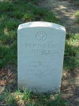 JONES (VETERAN), BERNARD - Pulaski County, Arkansas | BERNARD JONES (VETERAN) - Arkansas Gravestone Photos