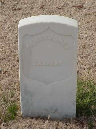 JONES (VETERAN SAW), HENRY - Pulaski County, Arkansas | HENRY JONES (VETERAN SAW) - Arkansas Gravestone Photos