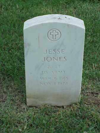 JONES (VETERAN), JESSE - Pulaski County, Arkansas | JESSE JONES (VETERAN) - Arkansas Gravestone Photos